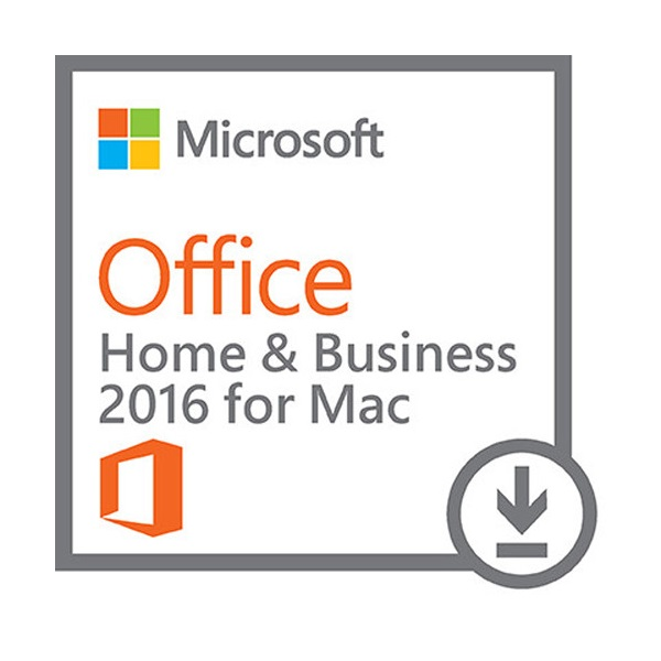 Microsoft Office Home and Business 2016 32/64-bit Product Key for Mac