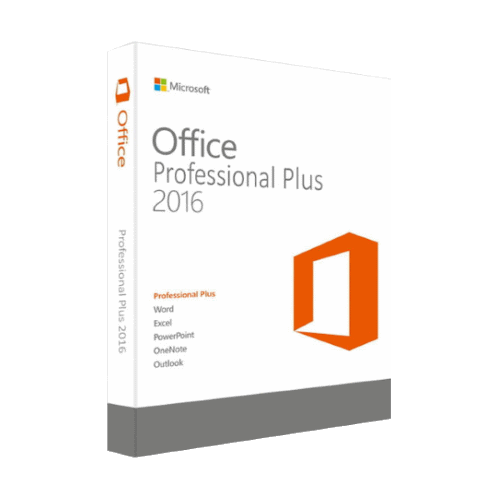 Microsoft Office 2016 Professional Plus 32bit & 64bit product key for Windows